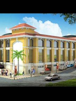 Commercial Building in Colvale Goa