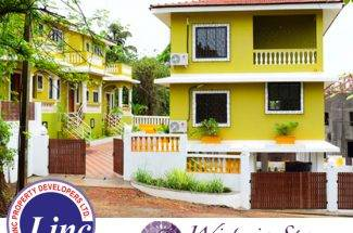 Row Villa Project Goa