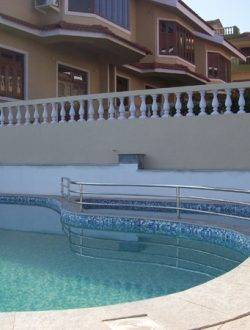 Villa in Goa with Swimming Pool