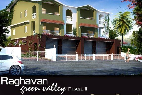 Buy Raghavan Villa in Porvorim