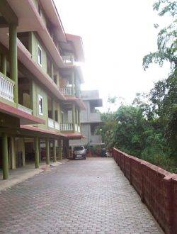 Linc Ella Apartments in Carambolim Goa