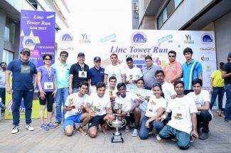 Linc Tower Run Winners
